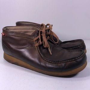 Clarks Wallabees Mens Chukka Boot Shoes 63364